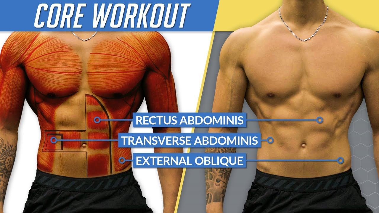 The Best Core Workout For Thicker, Stronger Abs YOU'RE DOING IT ...