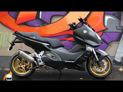 bmw c600 sport tuning youtube. Black Bedroom Furniture Sets. Home Design Ideas