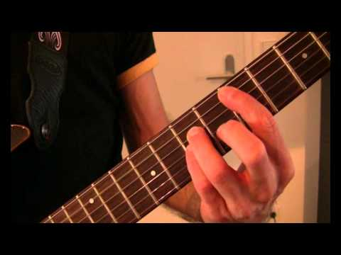 Placebo - Every You Every Me - Gitarrenunterricht Guitar Lesson Tabs Stuttgart Learn To Play