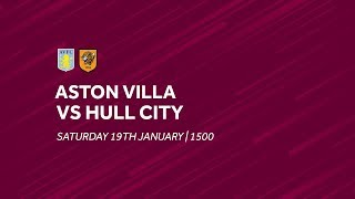 Aston Villa 2-2 Hull City | Extended highlights