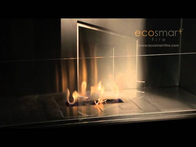 EcoSmart Fire Aspect Design Fireplace