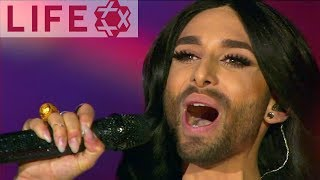 Conchita Wurst - Firestorm | LIFE BALL 2015