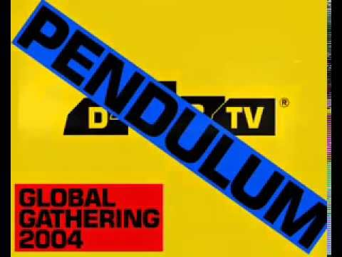 Pendulum at Global Gathering 2004