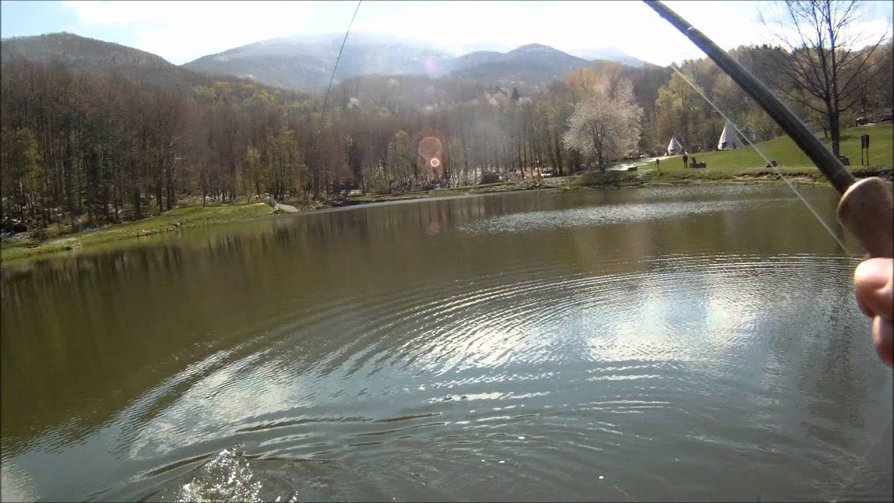 Fly Fishing : Parco Laghi \