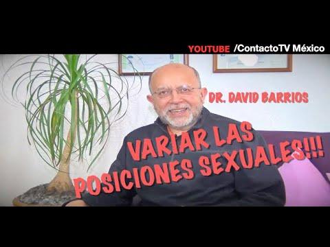"""Dr. David Barrios, sex�logo: """"A variar las Posiciones Sexuales"""""""