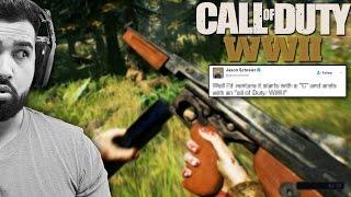 Call of Duty World War 2 Reveal TOMORROW..