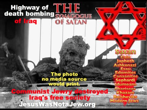 Censored Images of Iraq's Invasion by USA