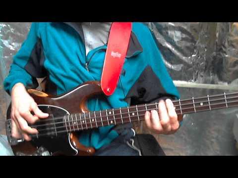 Sao Paulo - Chic (1977) - bass playalong