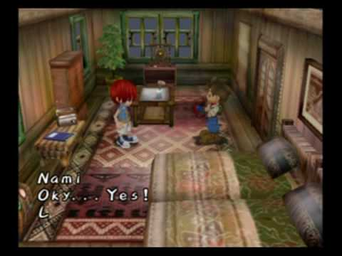 Harvest Moon AWL: Nami's Proposal