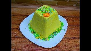 Царская пасха - рецепт приготовления творожной Пасхи