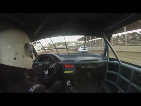 60917 Belle Clair Speedway Pro 4 Heat 412 In Car