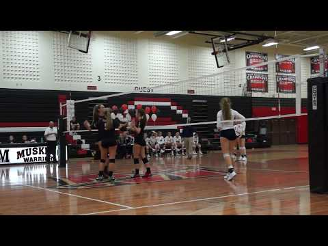 Christina Roofe #5 - Kettle Moraine High School