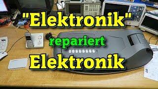 Kaputte Geräte reparieren - was ist noch zu retten ?