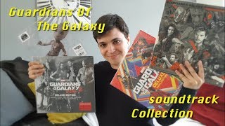 Guardians Of The Galaxy Soundtrack collection