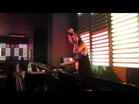Dj Nikki at Club Celebrities Miri 25/10/2012