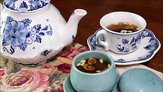 대추차 (대추청) Jujube Tea (Jujube extract) :: 전통차 Korean Traditional Tea