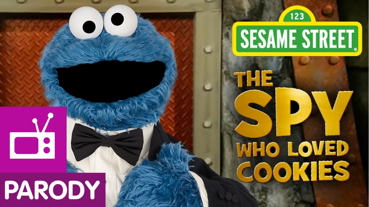 Sesame Street: The Spy Who Loved Cookies (007 Parody ...The Spy Who Loved Me Soundtrack Youtube