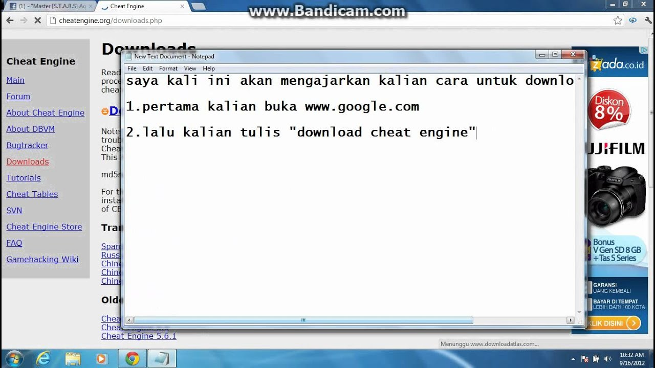 Cheat engine 6. 5. 2 download for android apk free.
