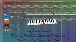chale-aana-instrumental-version-de-de-pyar-de-himanshu-katara-nerdmusic