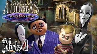 Vídeo La familia Addams: Caos en la mansión
