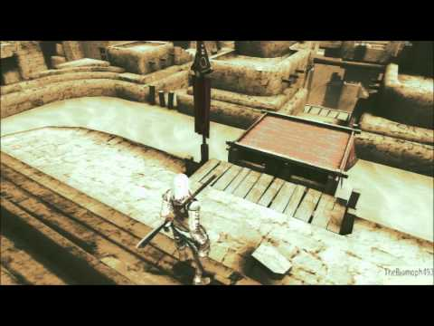 Nier (PS3) Part 16 The World of Recycled Vessel 15 Nightmares DLC