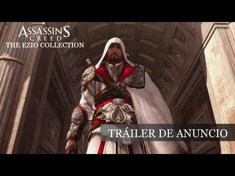 Assassin's Creed The Ezio Collection - Tráiler de anuncio [ES]