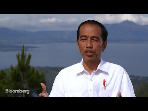 Jokowi Says Indonesia Is Open
