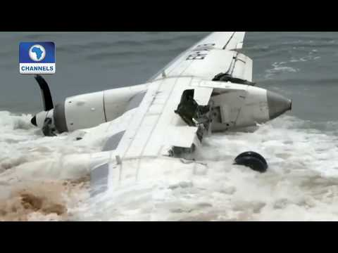 Report On Ivory Coast Crash And Russia Helicopter Putting Out Market Fire |Aviation This Week|