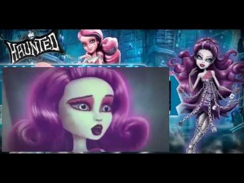 Monster High Assombrada