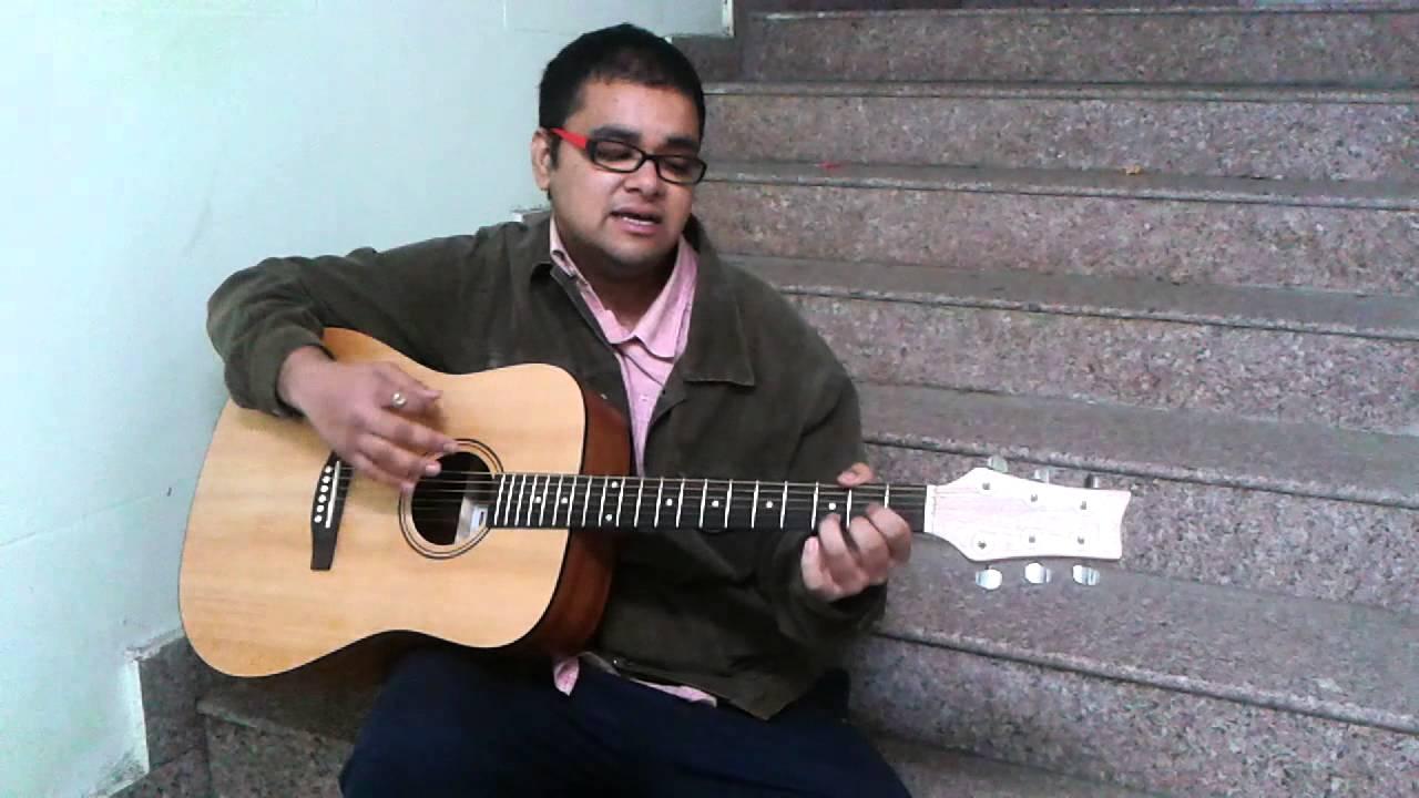 Meri Maa Yaariyan Guitar Coverguitar Chords Youtube