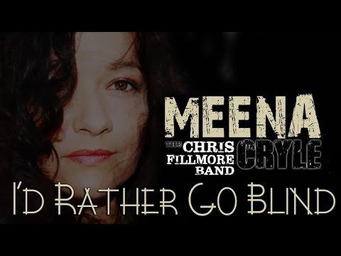 Meena Cryle - I'd Rather Go Blind (Srpski Prevod)