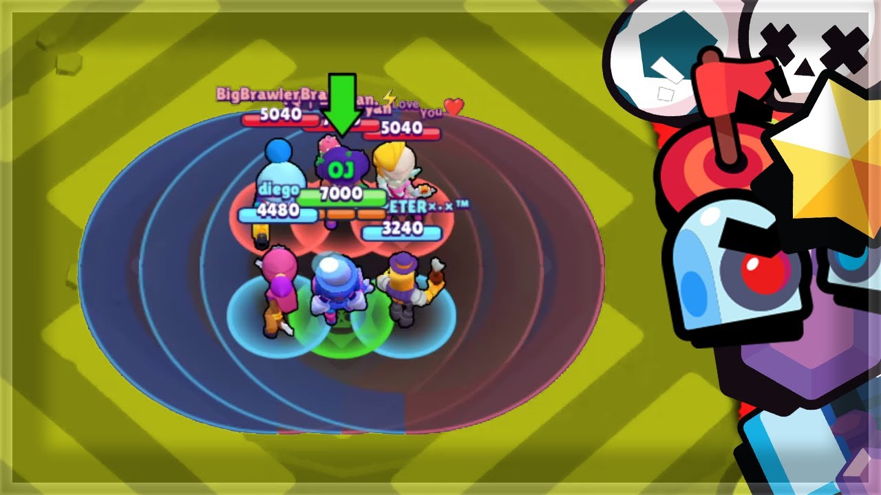 STACKED Zone Glitch Map 🍊