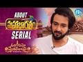 Sourabh Raaj About Mahabharat Serial || #omnamovenkatesaya || Talking Movies With Idream video