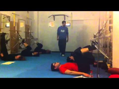 Curso Pilates Springboard Nivel I