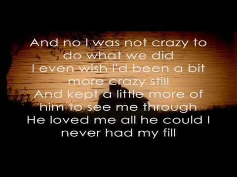 Loneliness (La Solitudine)  Laura Pausini Lyrics HD HQ