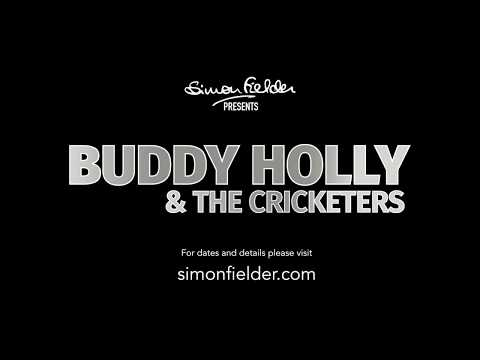 Buddy Holly & The Cricketers Promo November 2017