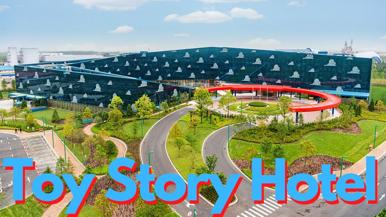 Toy Story Hotel Guide - Shanghai Disney Resort - 2020