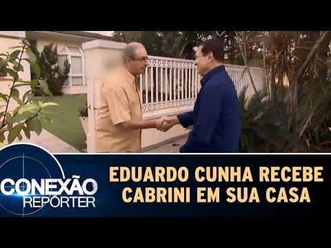Conexão Repórter (11/09/16) - Cabrini Mostra A Casa De Eduardo Cunha