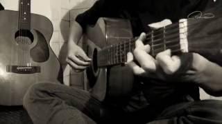 Mình Là Gì Của Nhau (Lou Hoàng) - Guitar solo