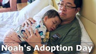 Noah's Emotional Gotcha Day Video | China Adoption