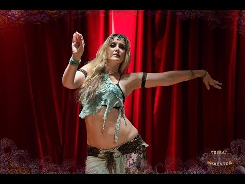 Drum Solo Montreal ~ Melody of a Heartbeat by Artem Uzunov ~ Elisheva Bellydancer