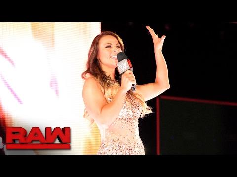 Emmalina finally premieres: Raw, Feb. 13, 2017