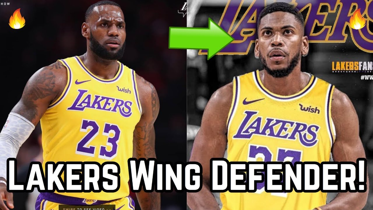 Download Los Angeles Lakers Wing Defender Buyout Target Signing! | Perfect Fit Next to LeBron James & Davis!