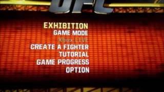 Gameplay UFC undisputed 2010