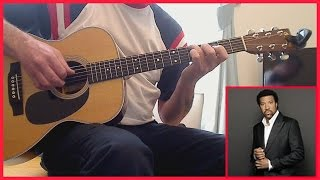 Say you, Say me. Fingerstyle Guitar Cover