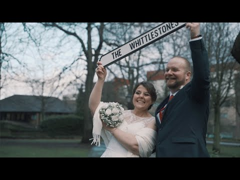 Sarah&Dave. Feature wedding film 4k.  Barnsley 2019