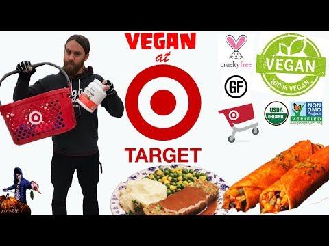 VEGAN at Target? On A Budget