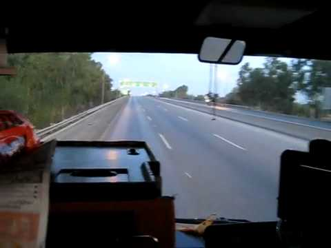 Hino bus motorway Pakistan [ Best of Hino ]