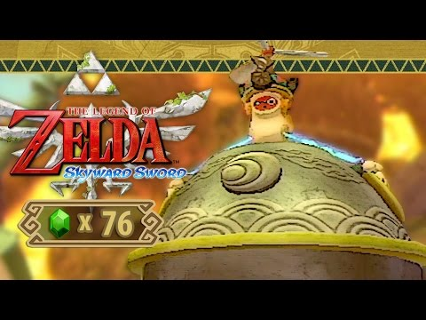 Babysitting Scrapper || The Legend of Zelda: Skyward Sword - #76