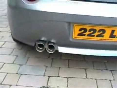 Bmw Z4 2 5i Racing Sound Doovi